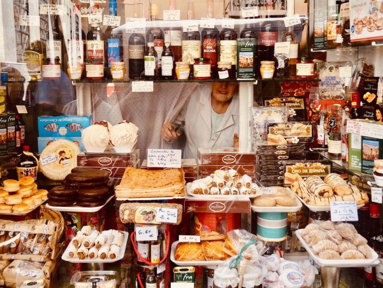 La Princesa Bakery Malaga Pasteleria La Princesa.