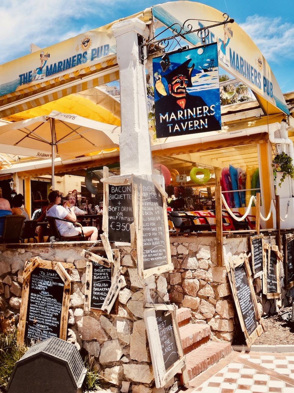 Mariners Tavern Benalmadena.