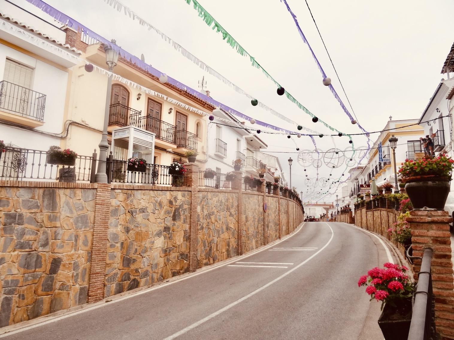 Maro Village Costa del Sol.