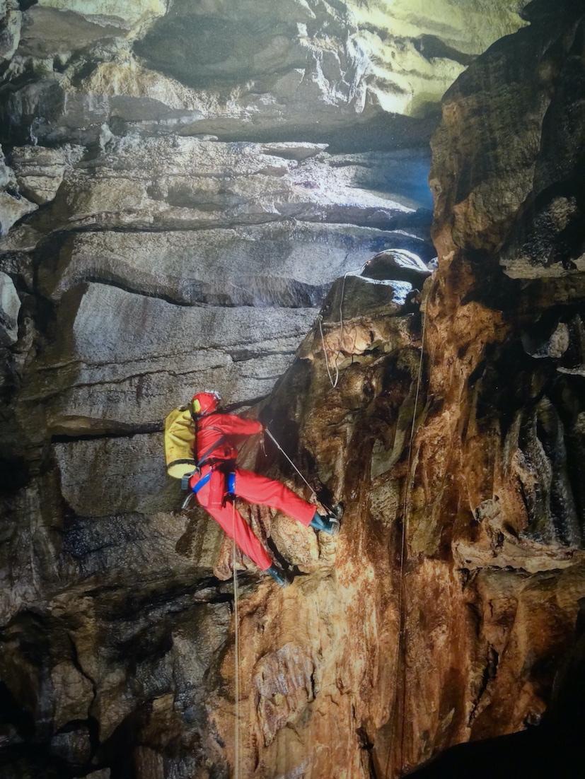 Nerja Caves Exhibition Costa del Sol.