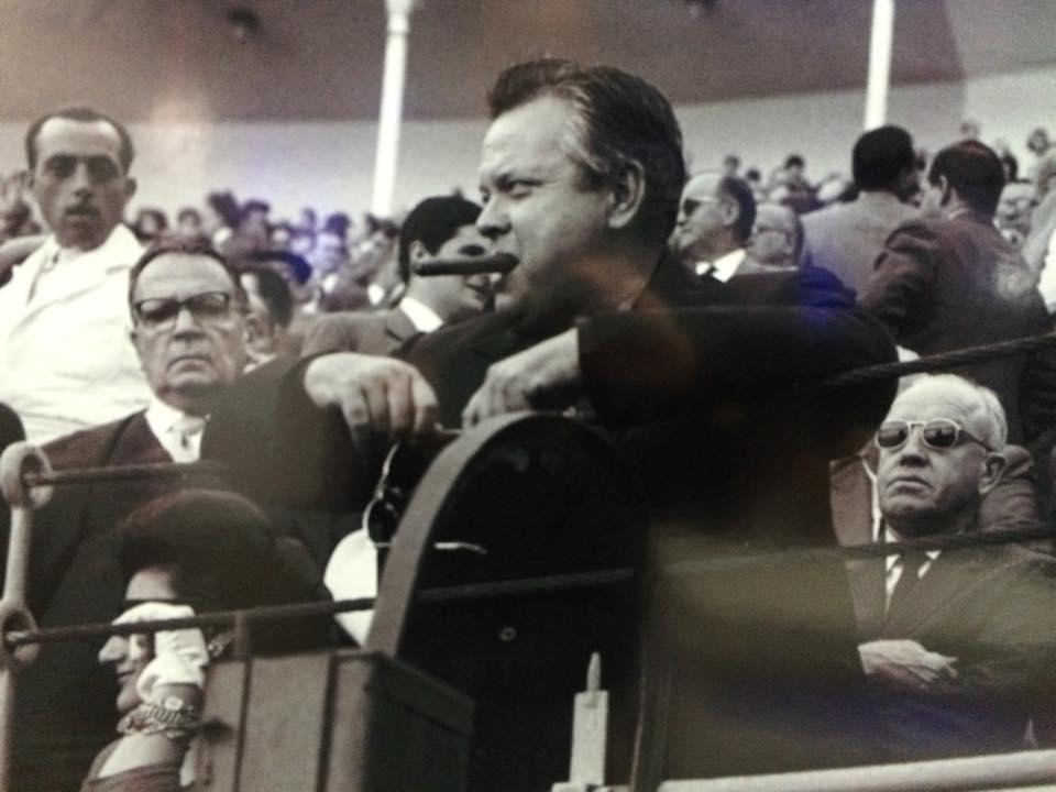 Orson Welles Ronda.