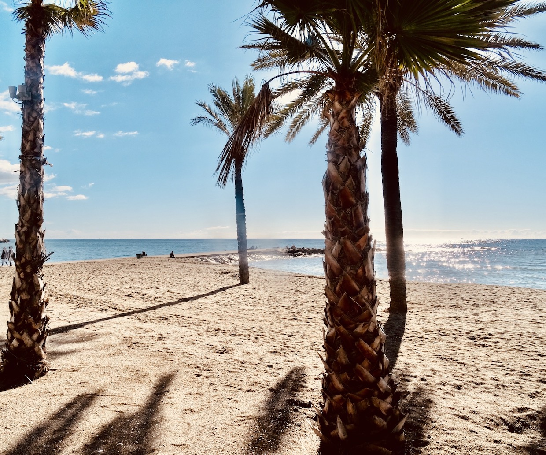 Rio Real Beach Marbella.