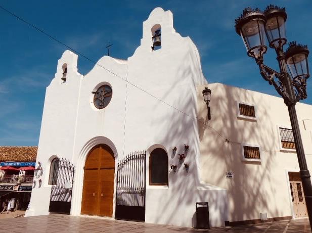 San Miguel Arcangel Church Torremolinos