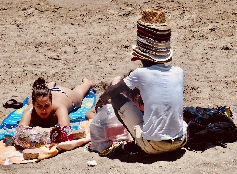 Santa Ana Beach Costa del Sol.