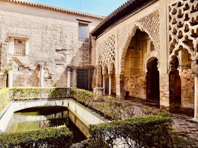 The Alcazar Spain.