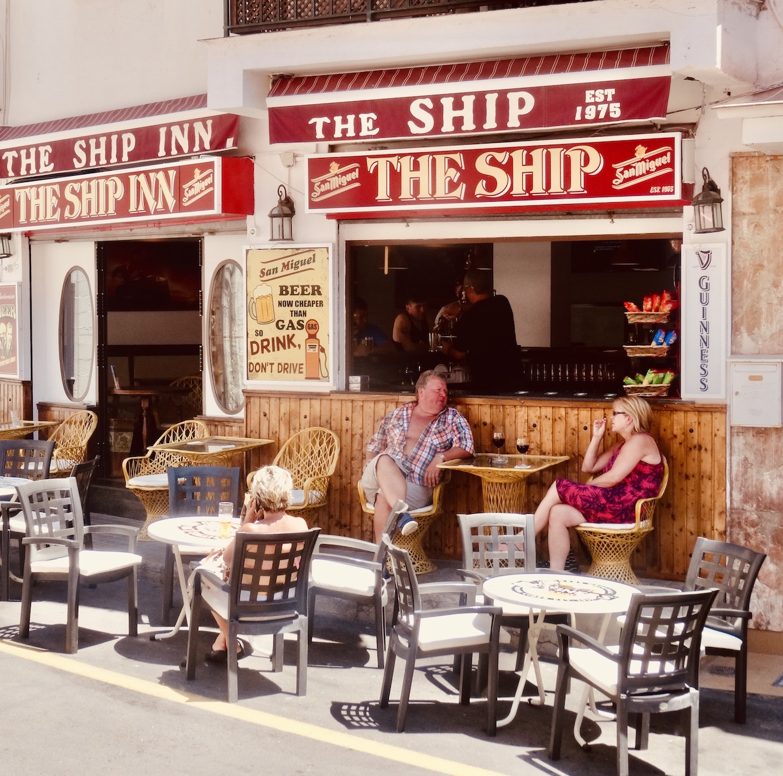 The Ship Pub Torremolinos.