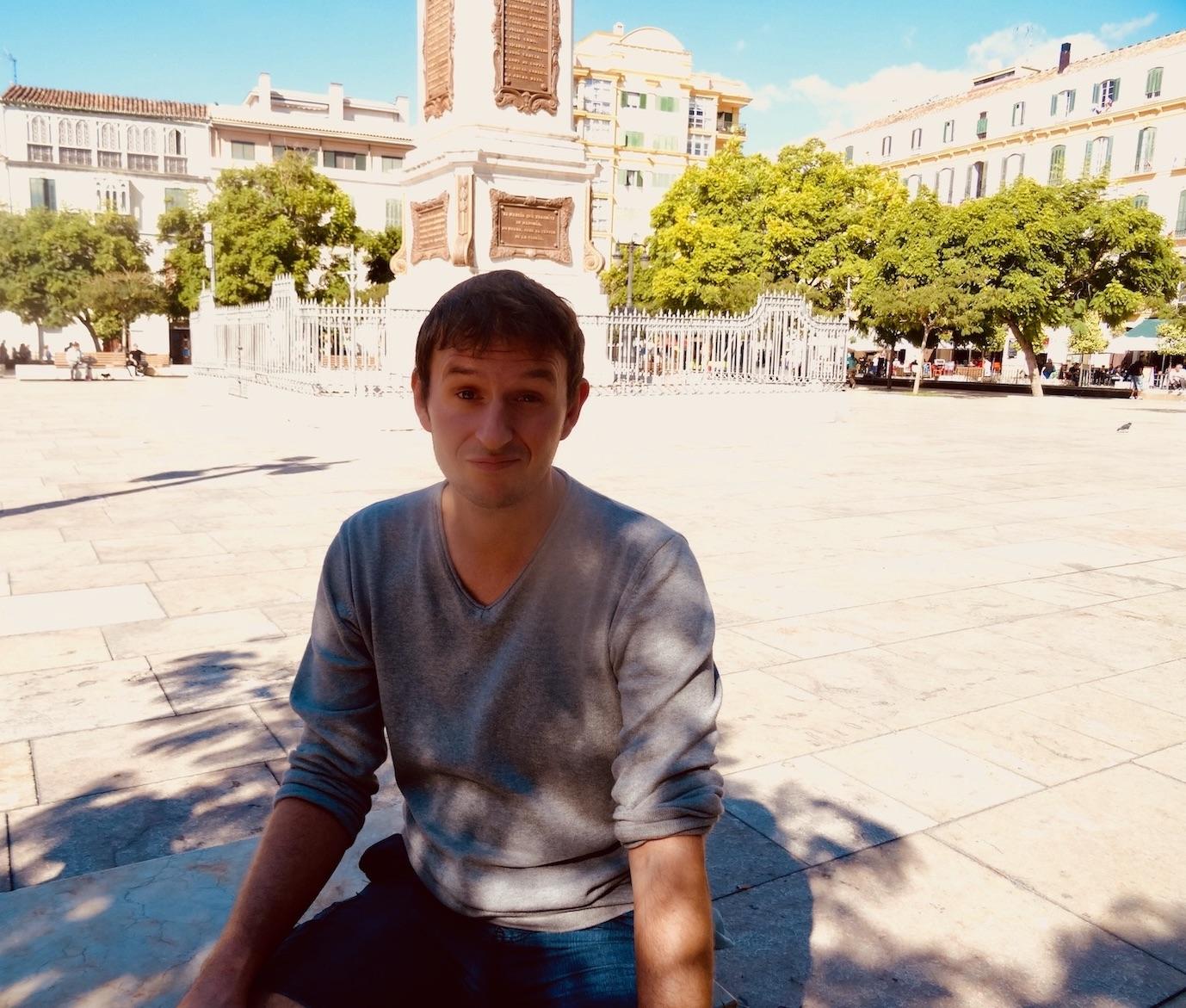 Visit Plaza de la Merced Malaga.