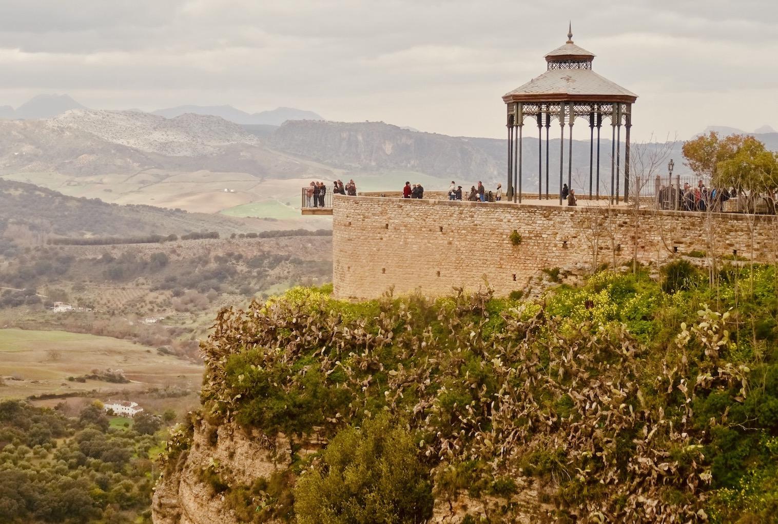 Visit Ronda Spain.