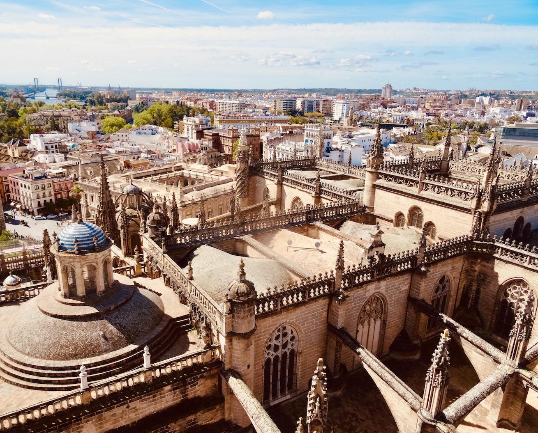 Visit Seville.