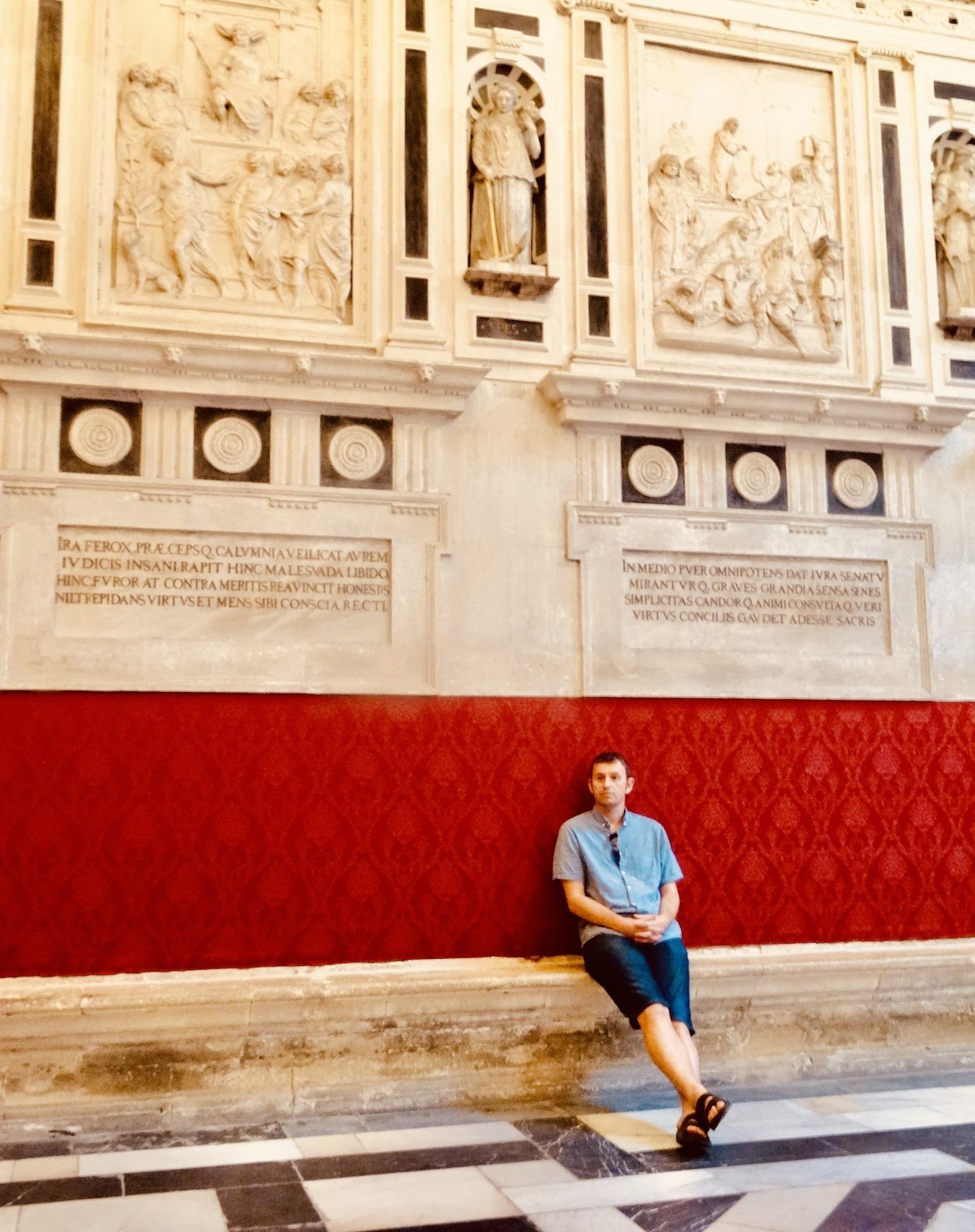 Visit Seville Cathedral.