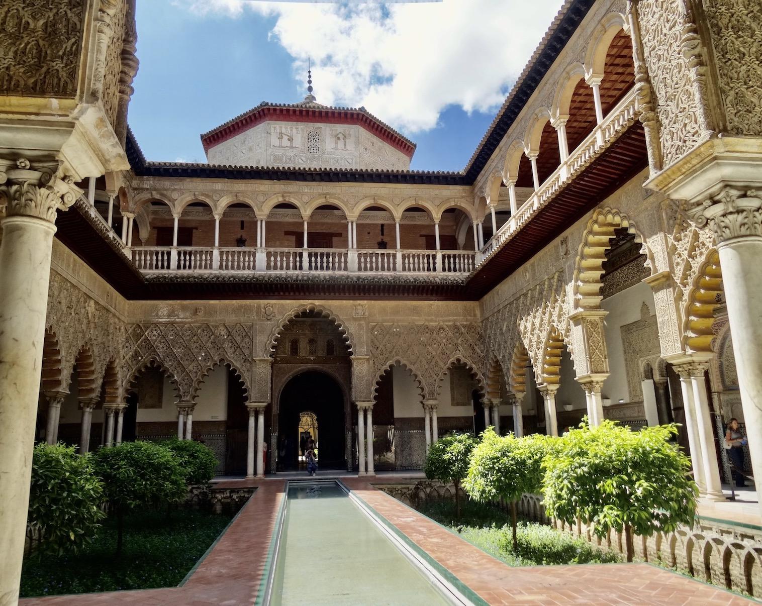 Visit The Alcazar in Seville.