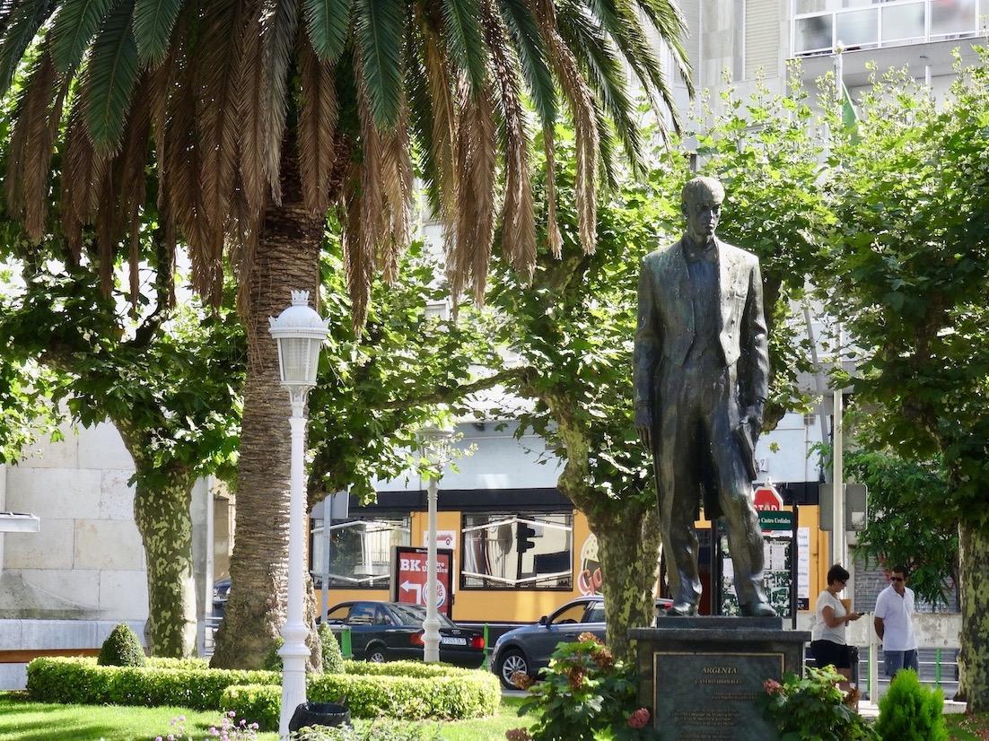 Ataulfo Argenta Square Castro Urdiales