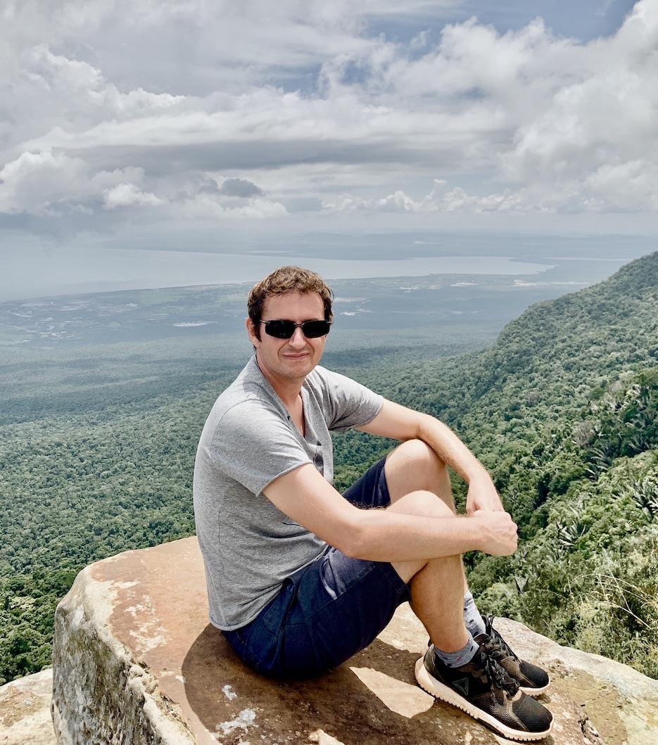 Bokor Mountain visit 2020.