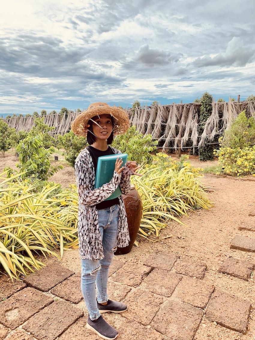Free tour La Plantation Kampot.