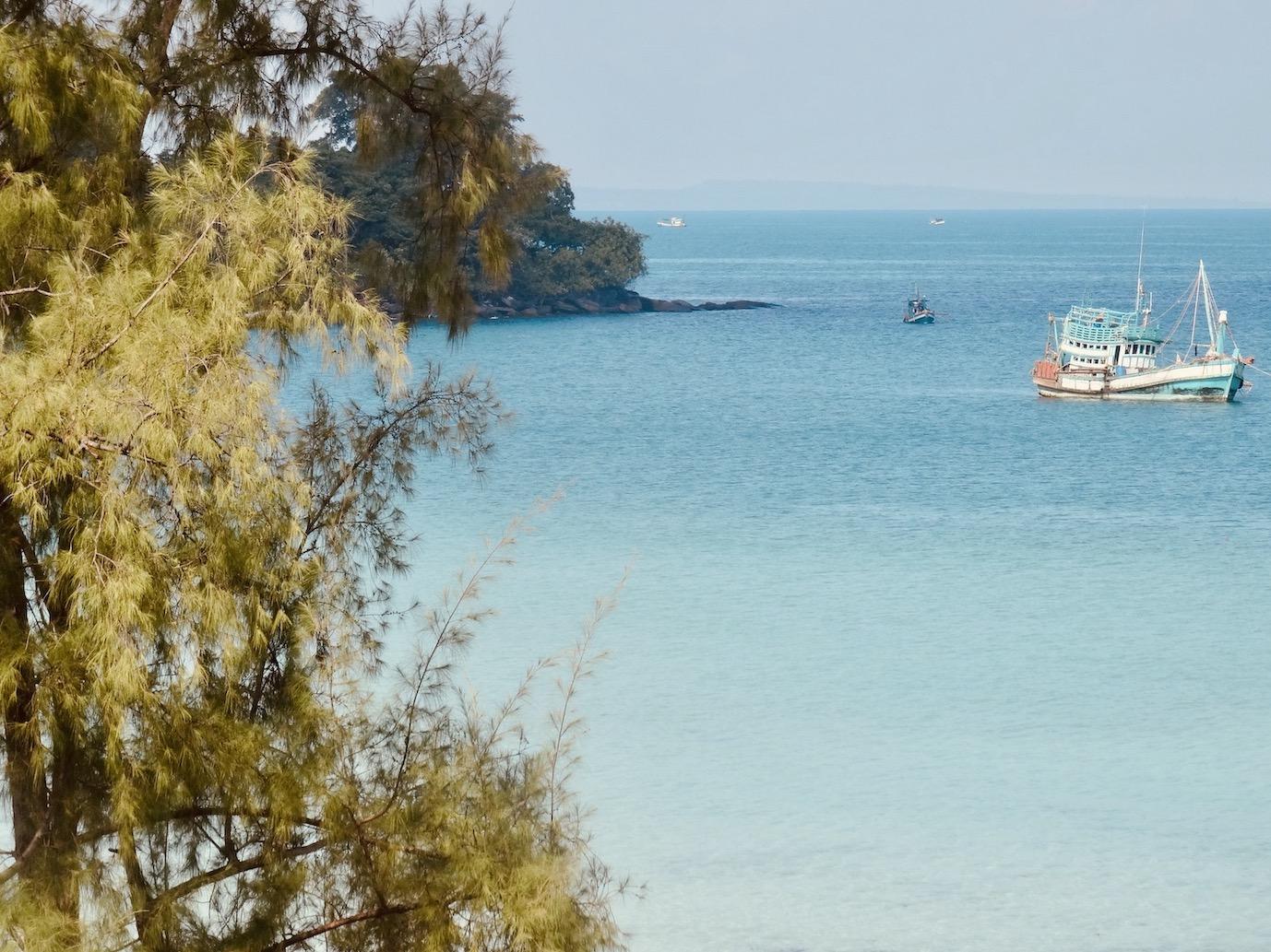 Gulf of Thailand Cambodia.