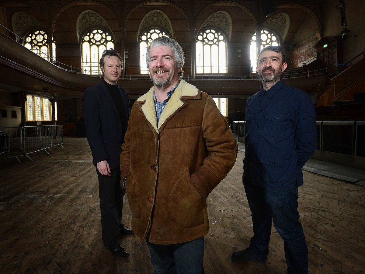I Am Kloot.