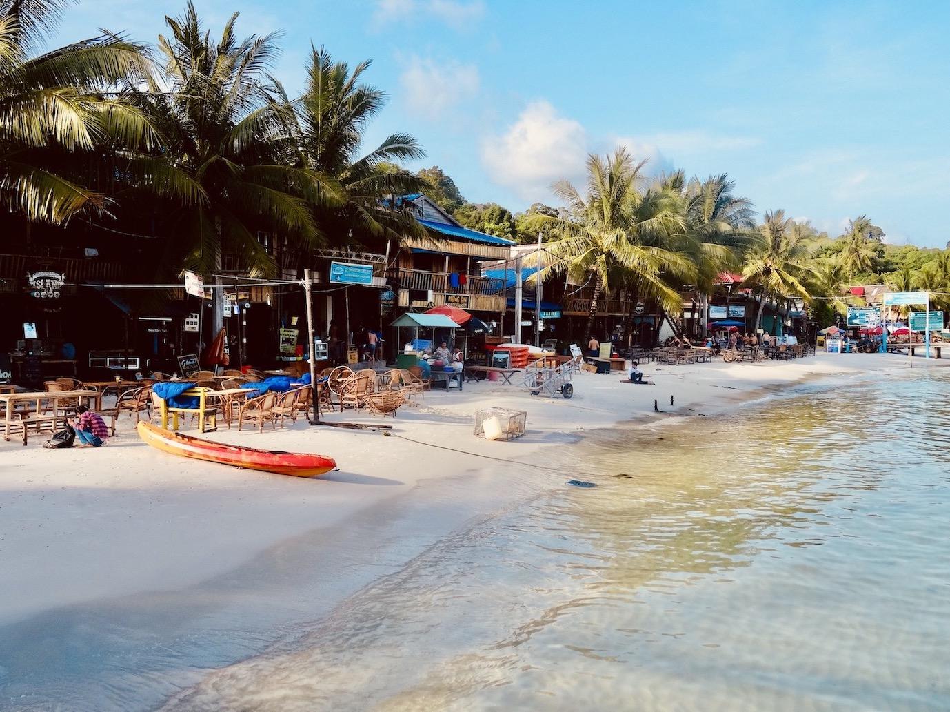 Koh Rong Island Cambodia.