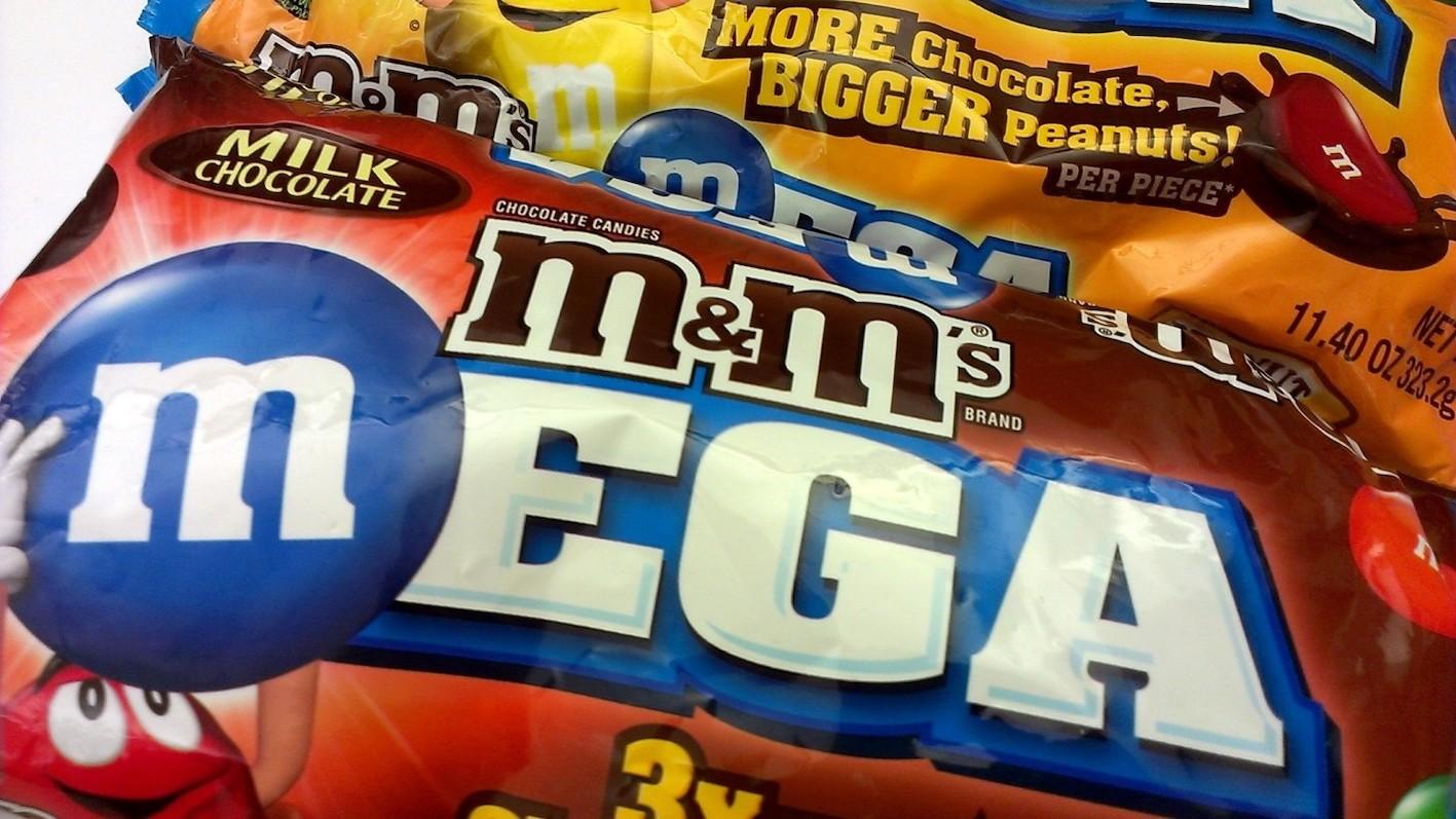 M&M's Mega.