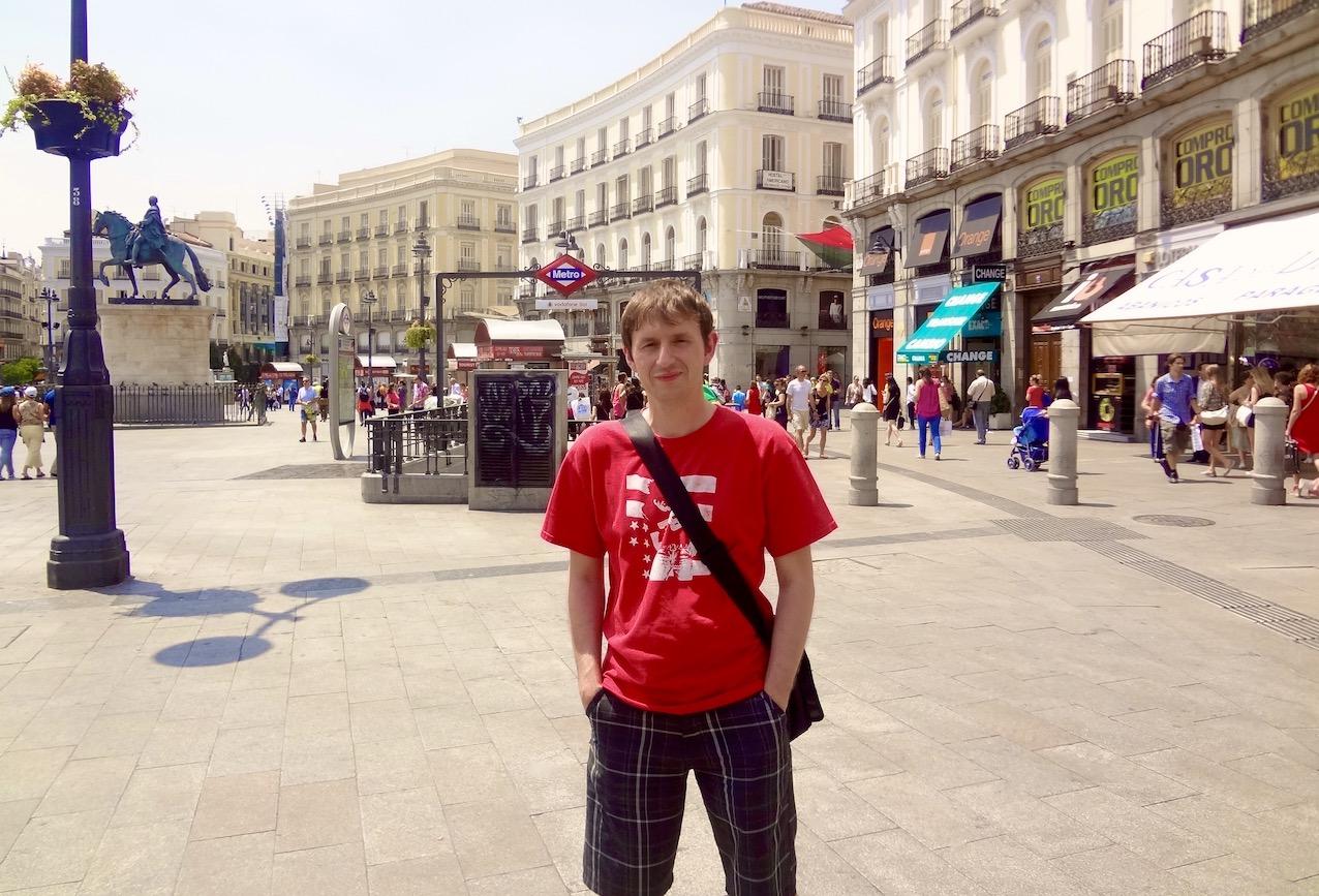 Madrid Spain.