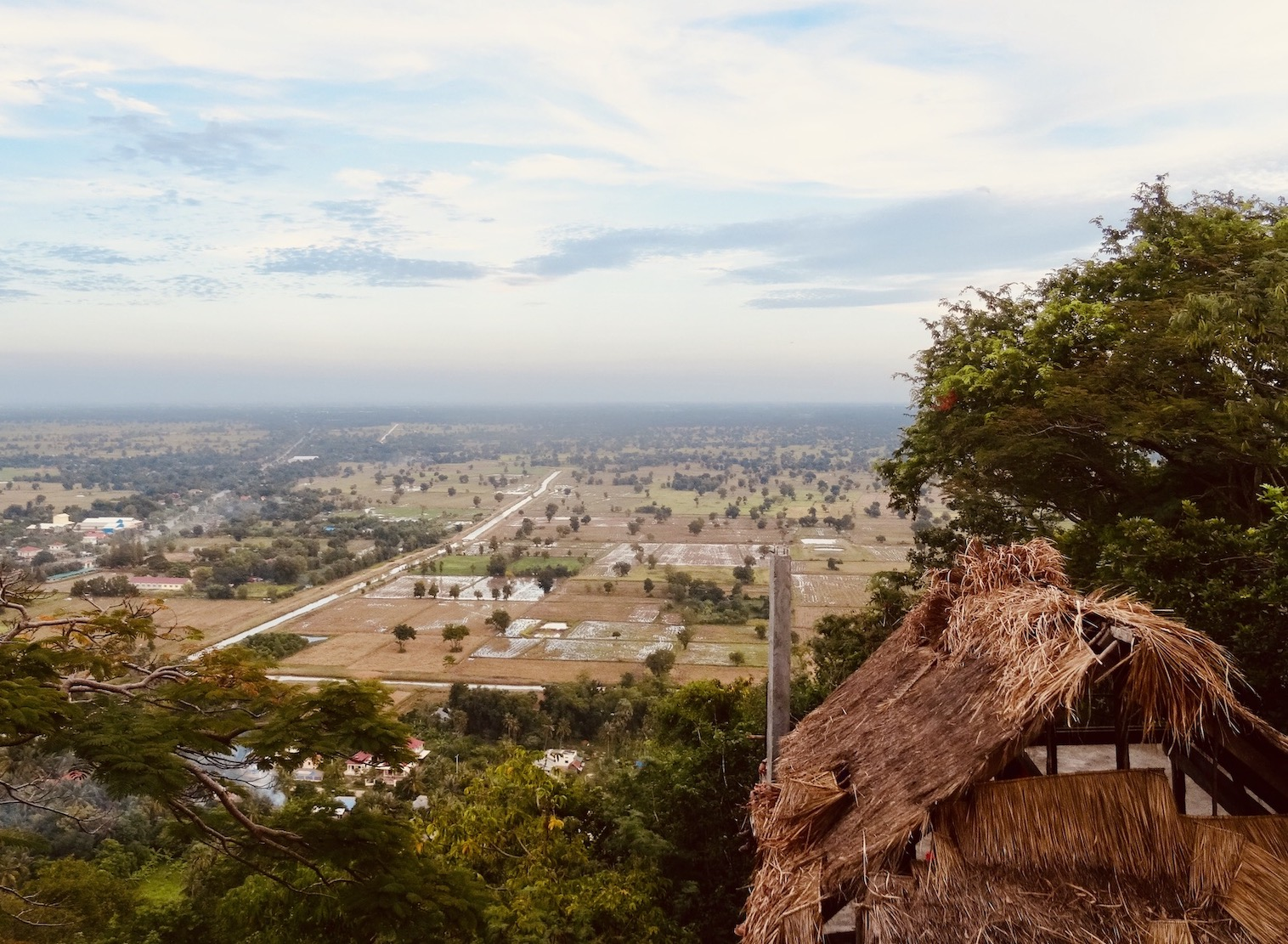 Phnom Sampeau Mountain Battambang.