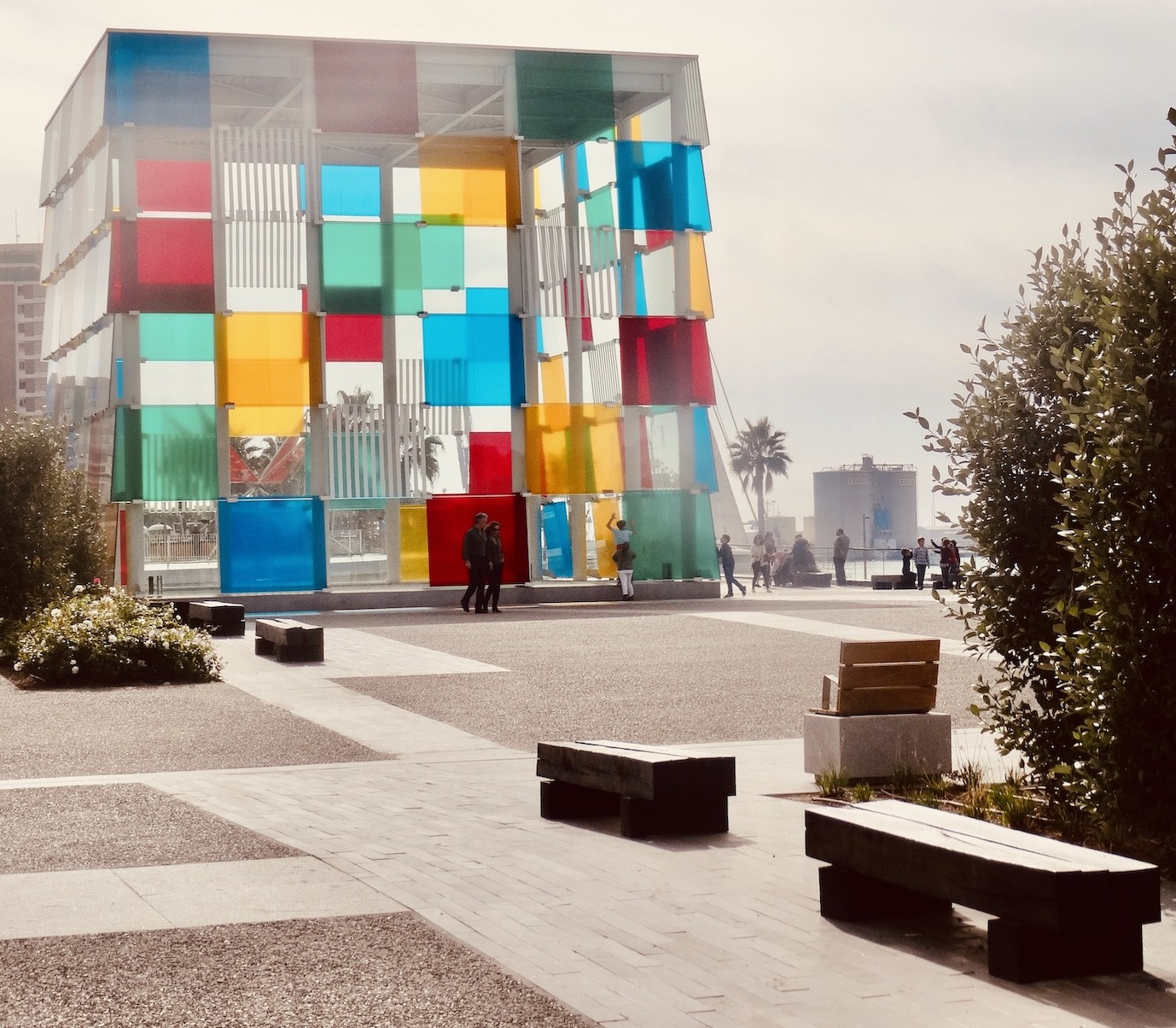 Pompidou Centre Malaga.