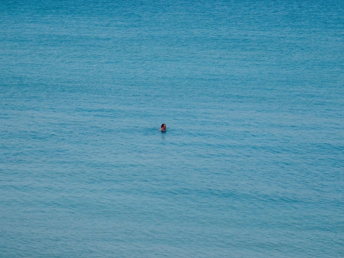 Swimming Gulf of Thailand Cambodia.