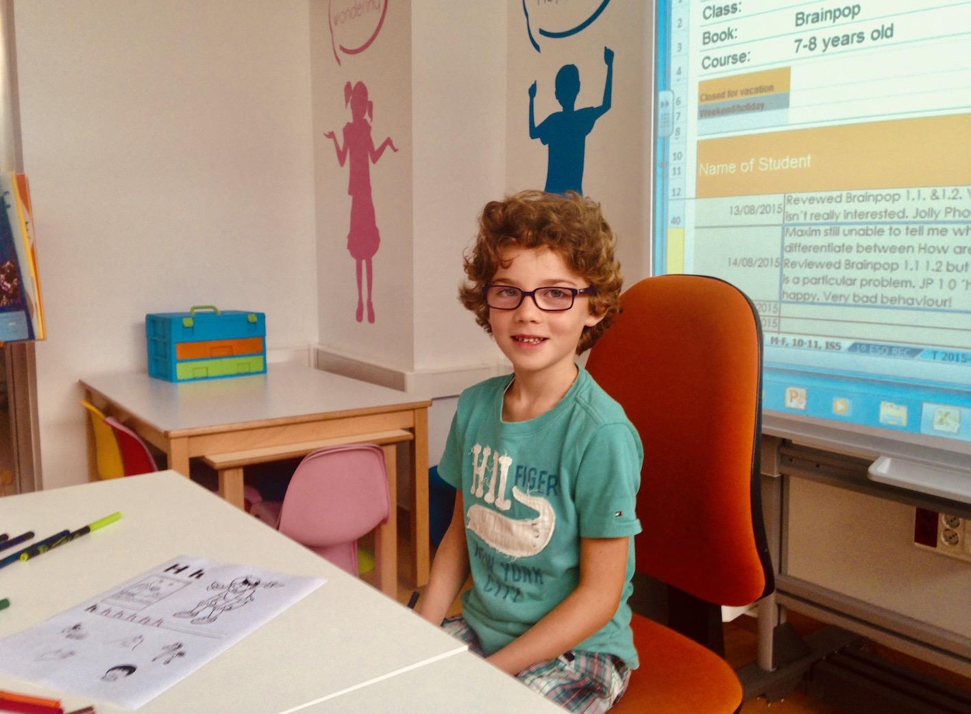 Teaching English Cantabria Spain.