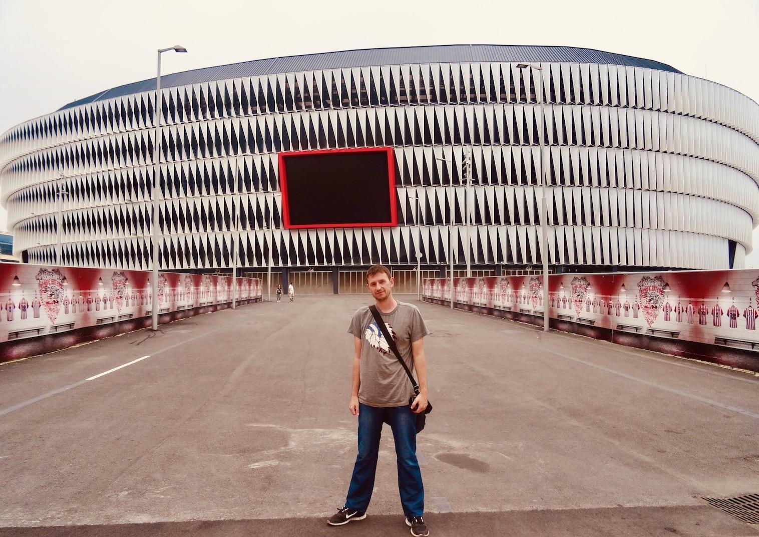 Visit Biscay Bilbao.