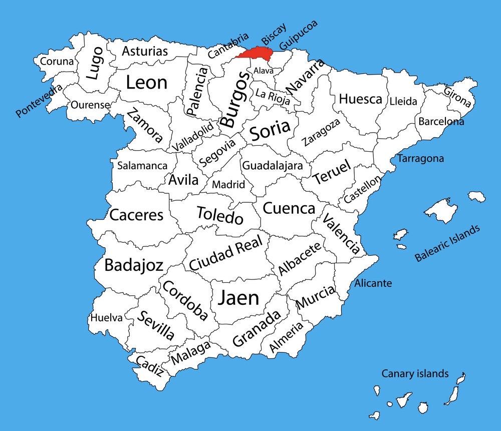 Visit Biscay Spain.