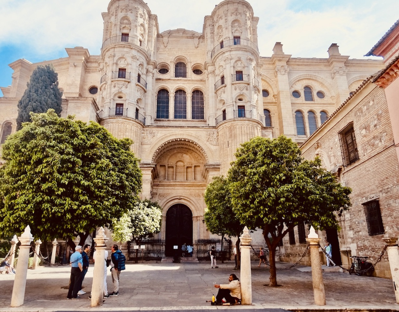 Visit Malaga cathedral.