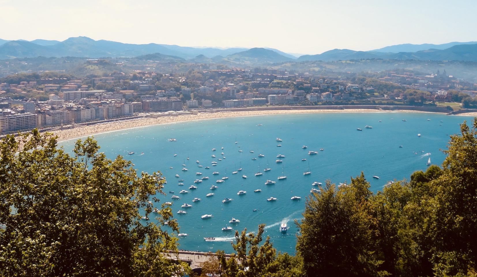Visit San Sebastian.