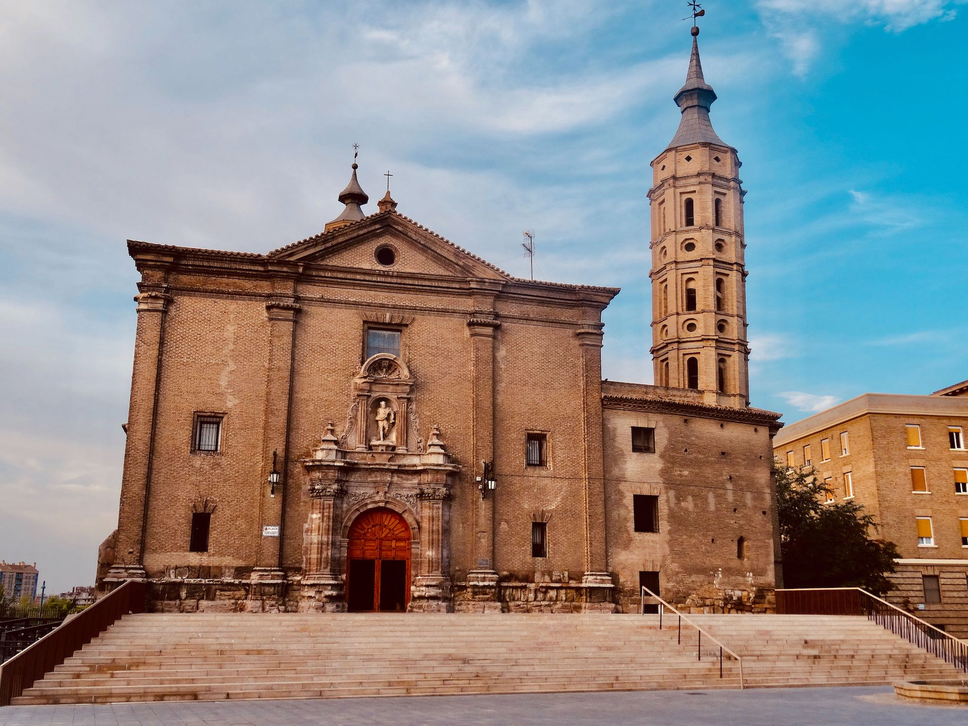 Church of San Juan de los Panetes Zaragoza