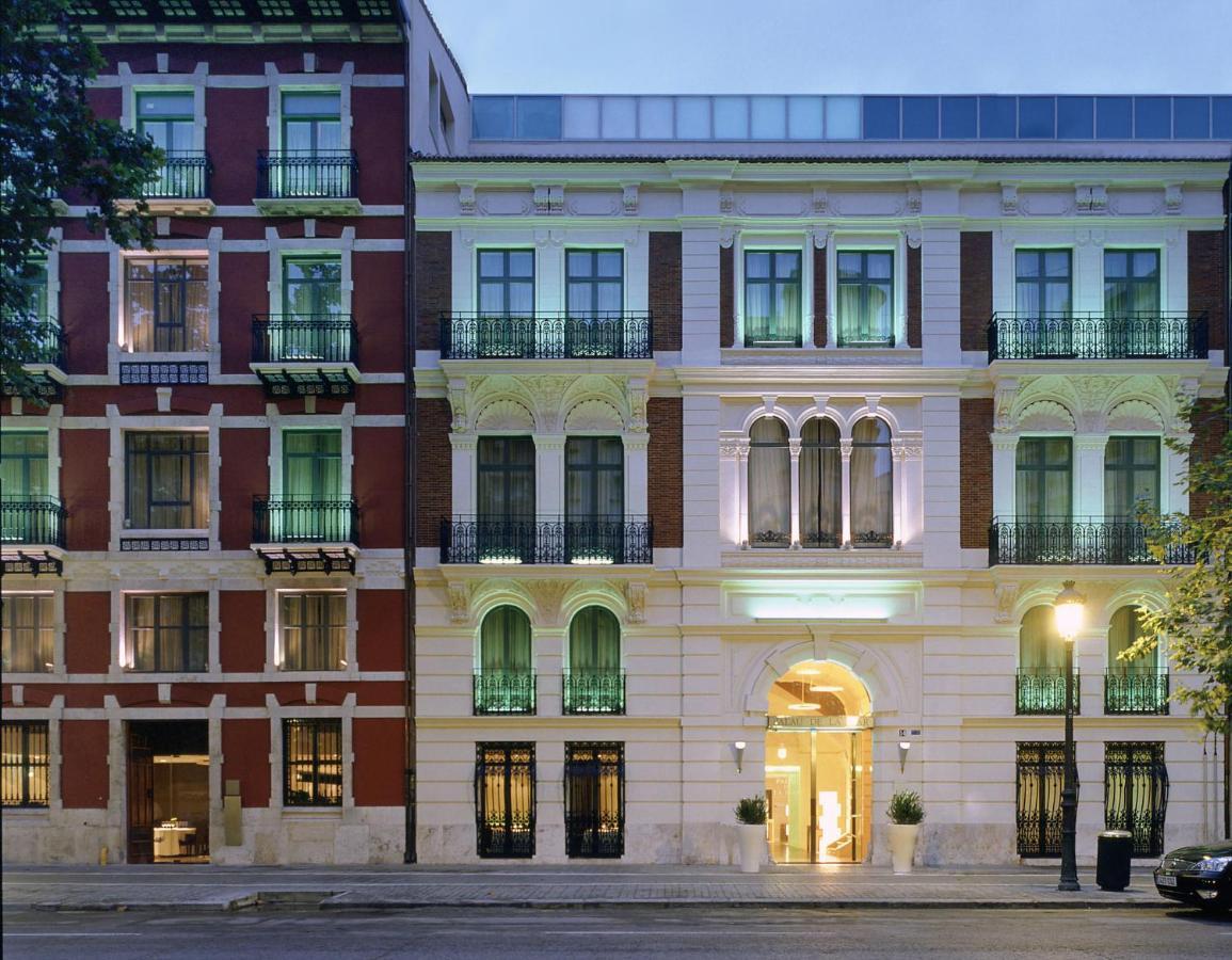 Hotel Hospes Palau de La Mar Zaragoza.