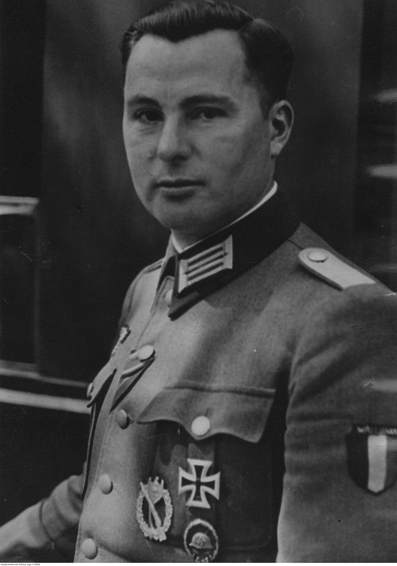 Leon Degrelle Belgian politician and Nazi collaborator