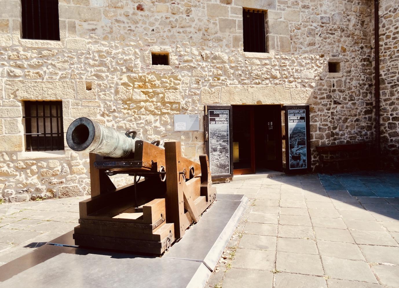 Mota Castle Museum San Sebastian