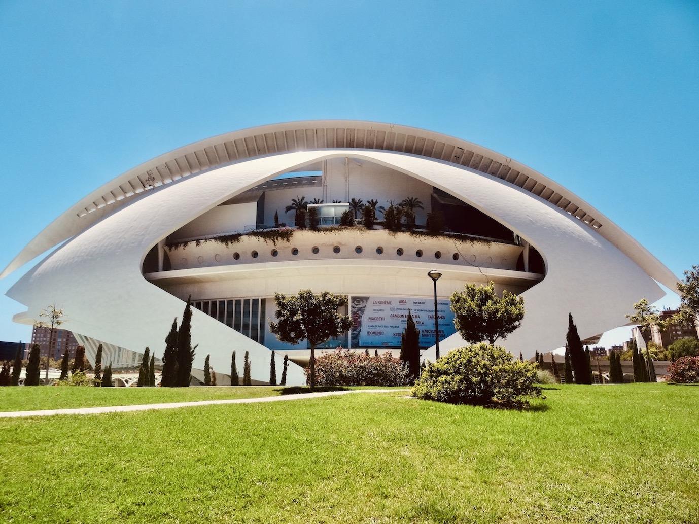Opera house Valencia.