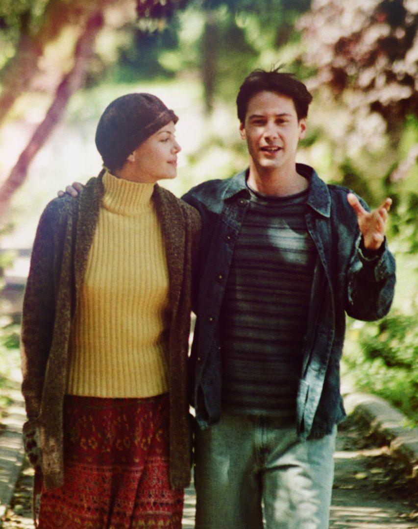 Sweet November Keanu Reeves Charlize Theron