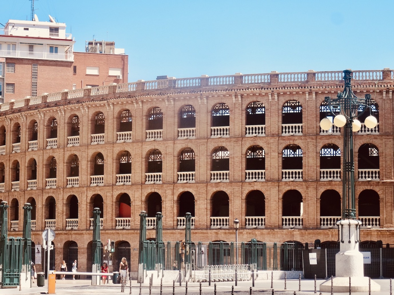 Valencia Bullring Spain.