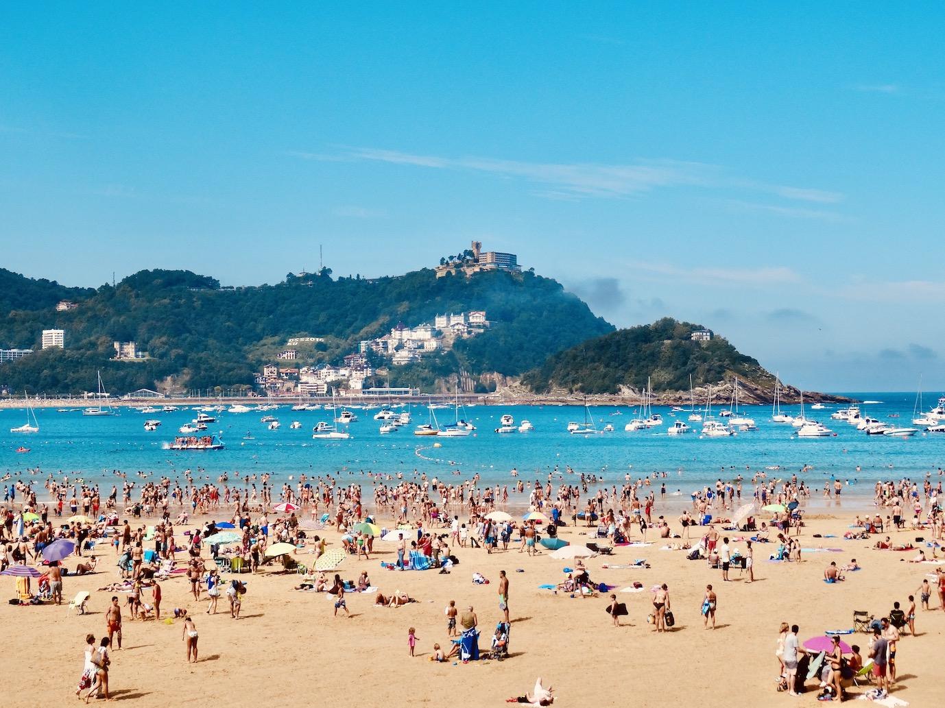 Visit San Sebastian Spain.
