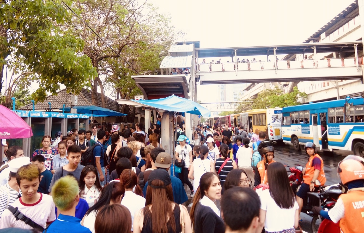 Chatuchak Market Bangkok.