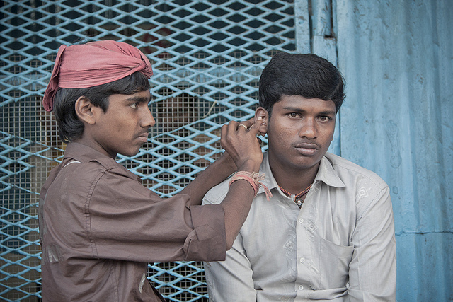 Ear cleaner India.