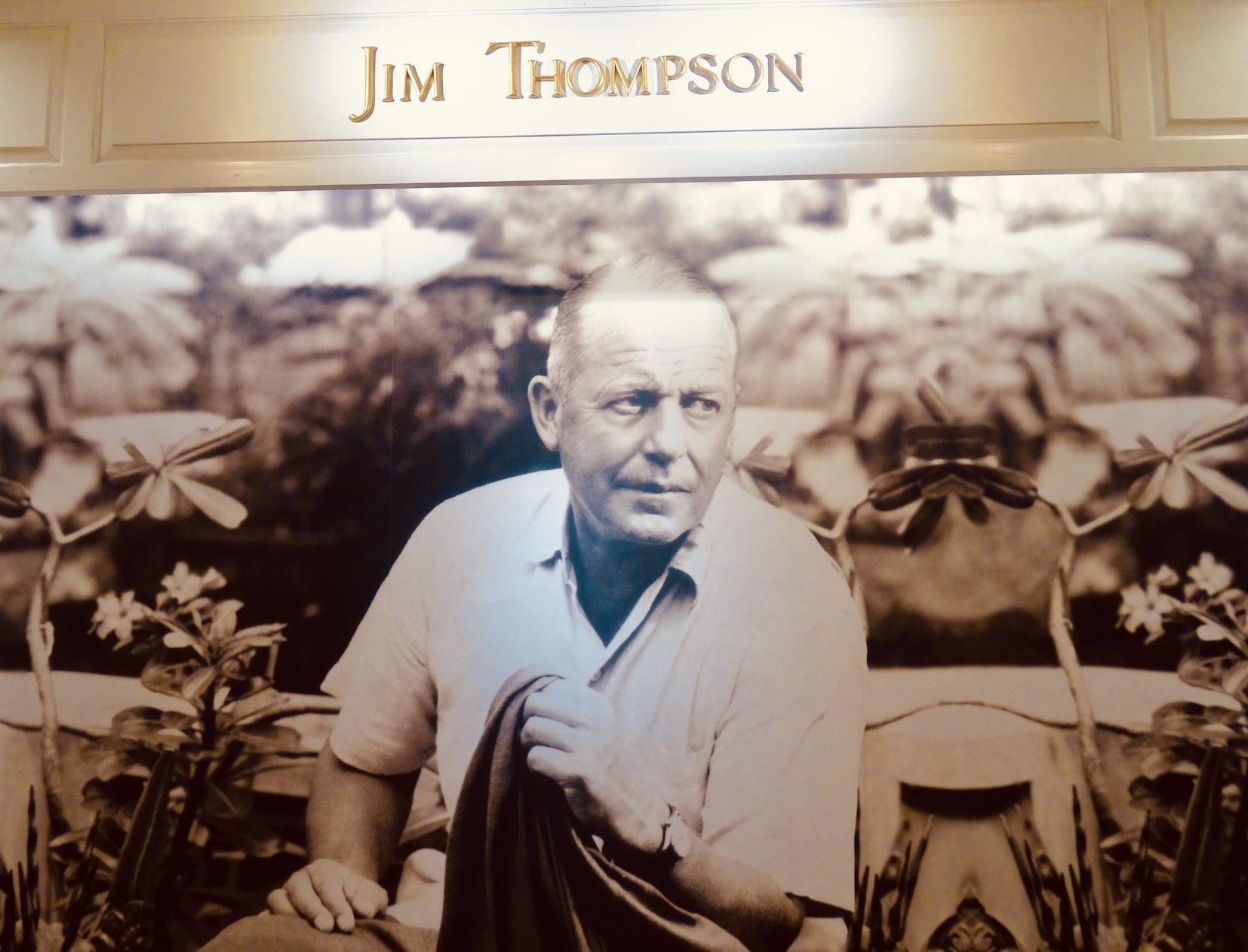 Jim Thompson House Bangkok.