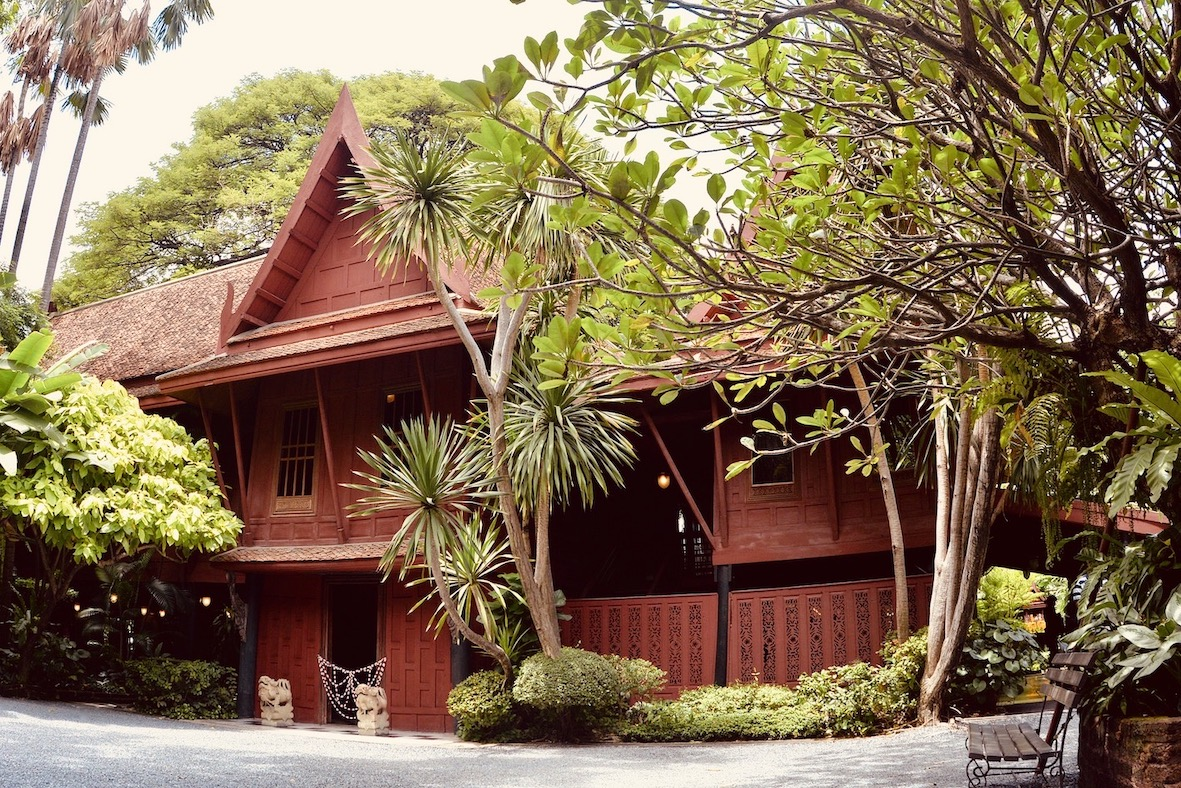 Jim Thompson House Thailand.