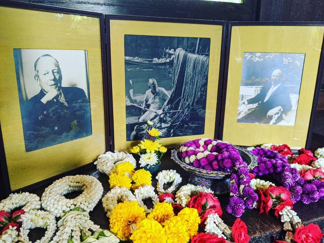 Jim Thompson Memorial Bangkok.