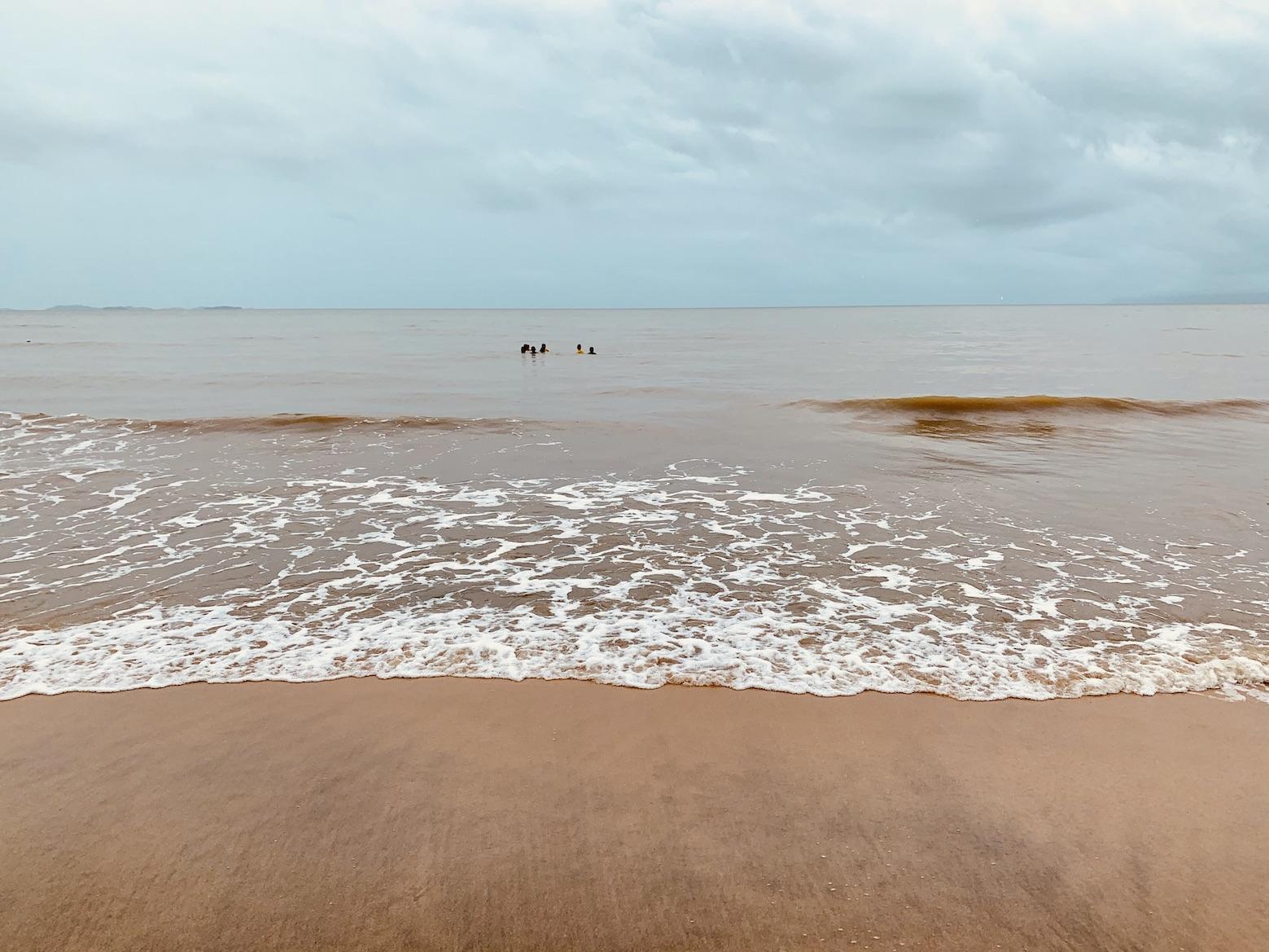 Kep Beach in Cambodia.