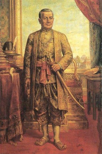 King Rama I Thailand.