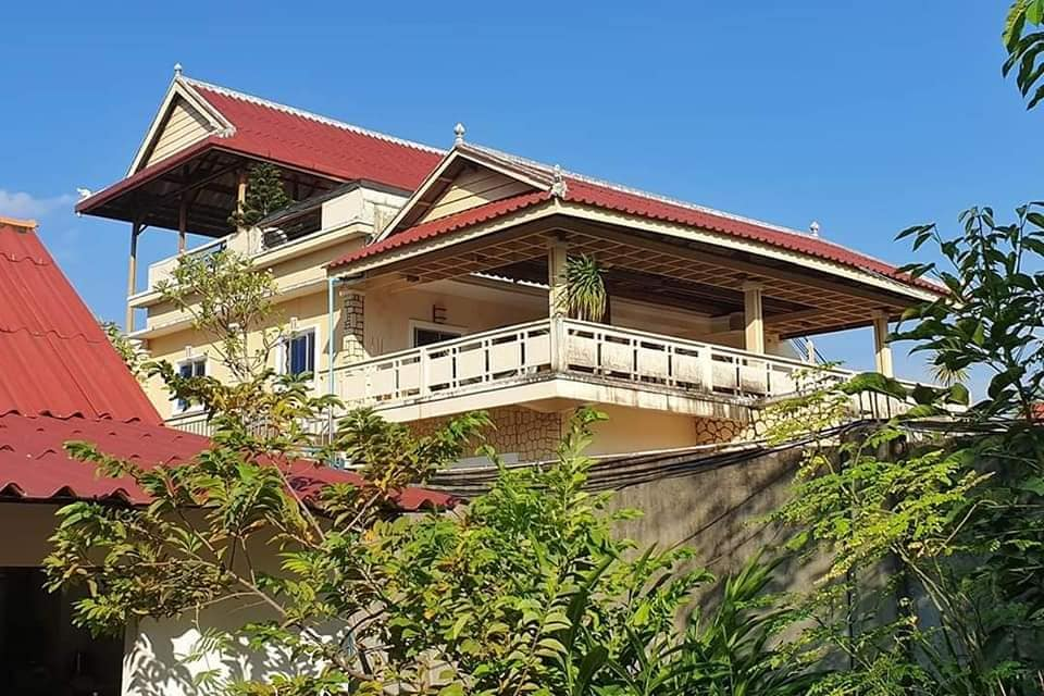 Kool Kampot Guesthouse in Kampot Cambodia