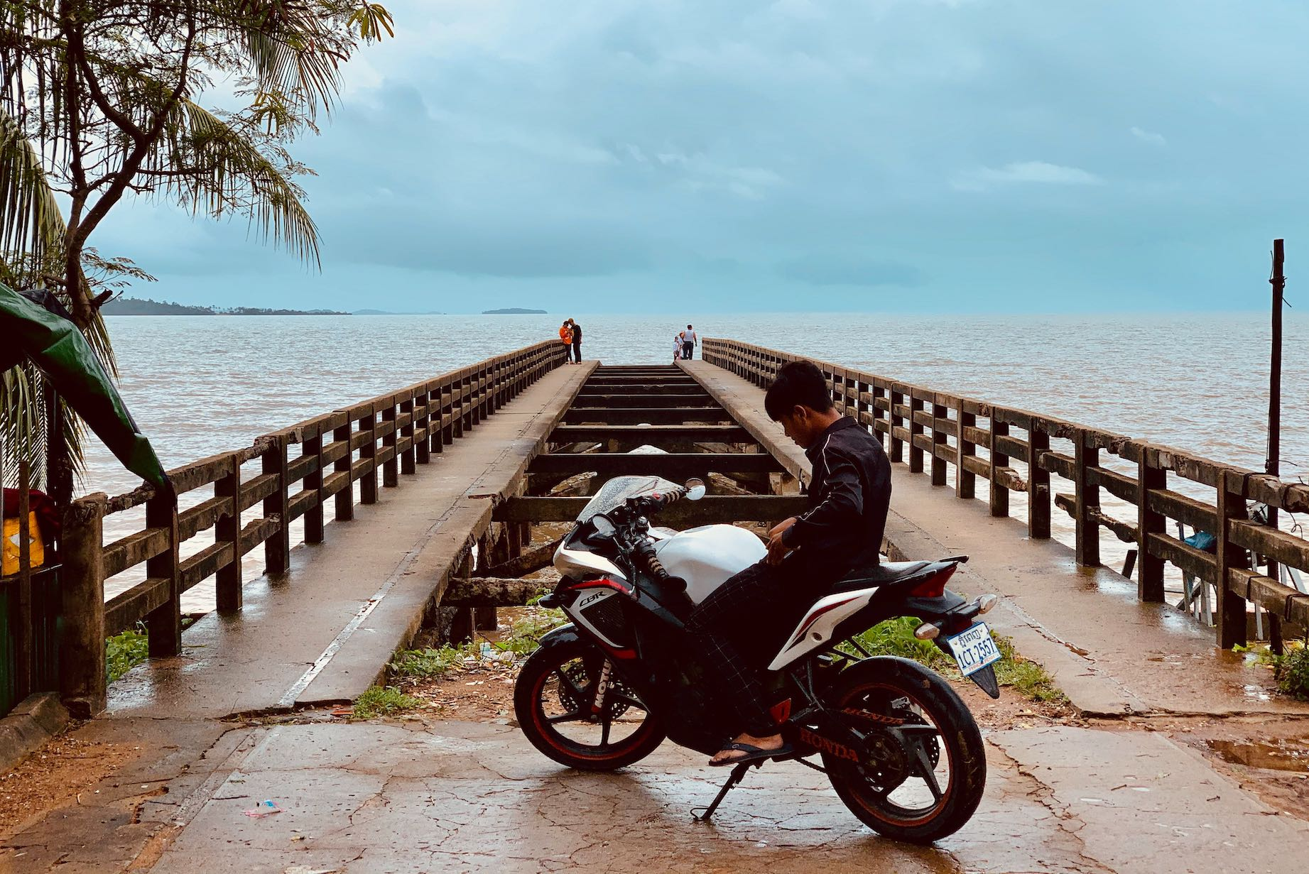 Old Pier Kep.