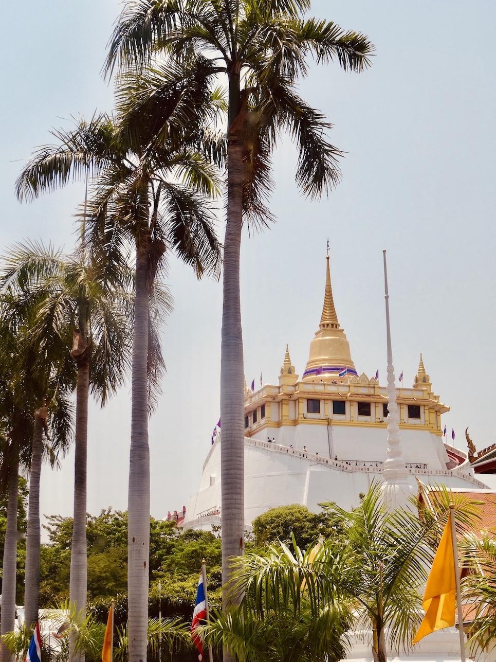 Temple of the Golden Mount Wat Saket