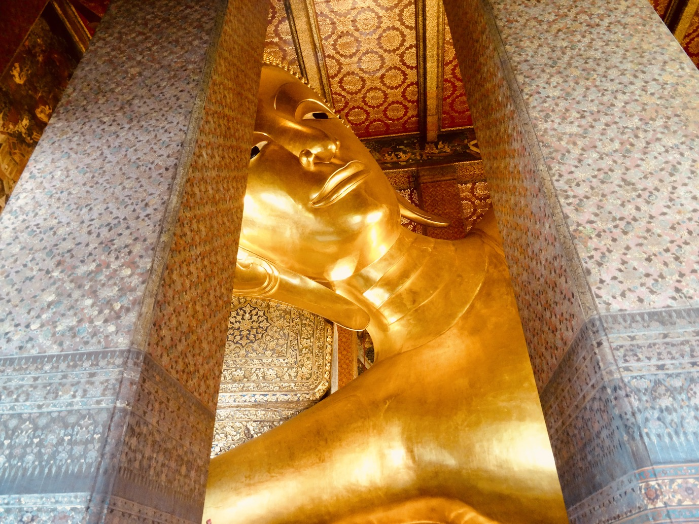 Temple of the Reclining Buddha Bangkok